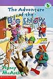 Adventure of the Big Snow, Nancy MacArthur, 0590372092