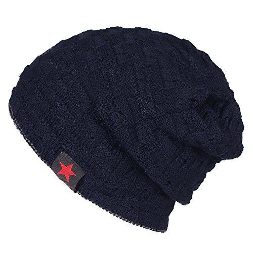 gris sombreros tapas blue Gorras Navy caliente tejidas calentadores MASTER invierno y Sombreros caps de Halloween Navidad pile beanie fWxAZEq