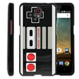 MINITURTLE Case Compatible w/ [ZTE Prestige Slim case, ZTE Avid Plus case ][Snap Shell] Hard Plastic Slim Fitted Snap on case w/ Unique Designs Game Controller For Sale