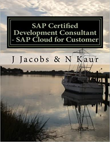 SAP Certified Development Consultant - SAP Cloud for Customer