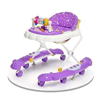 Amazon.com: Yyqtyec - Andador para bebé, multifunción ...