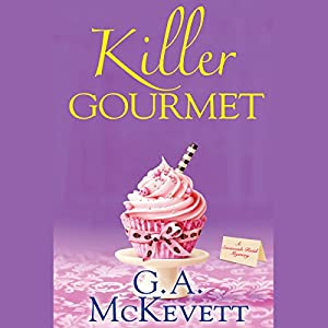 Killer Gourmet Audiobook