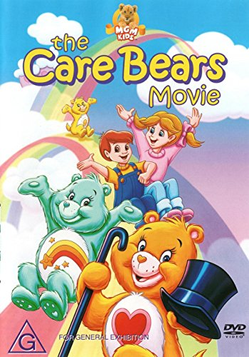 The Care Bears Movie | NON-USA Format | PAL | Region 4 Import - Australia