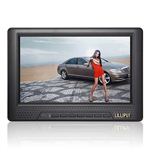 """Lilliput 668GL 70NP/H/Y 7"""" On-camera Field HD Monitor For DS"""