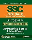 SSC Combined Higher Secondary (10+2) Practice Workbook