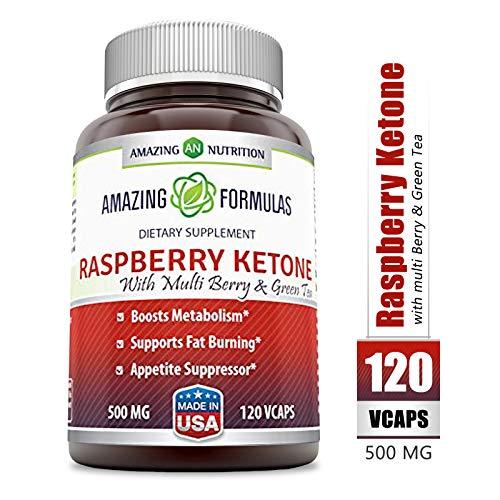 Amazing Formulas Raspberry Ketone metabolism