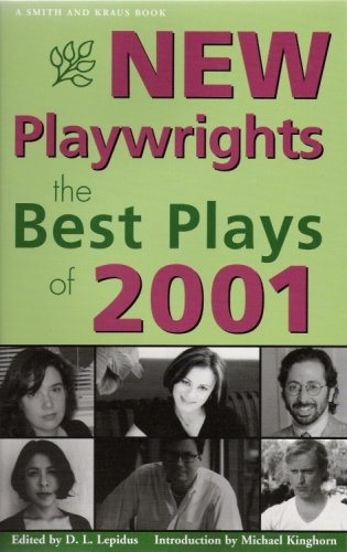 New Playwrights: The Best Plays of 2001
