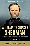 Book cover for William Tecumseh Sherman: In the Service of My Country: A Life
