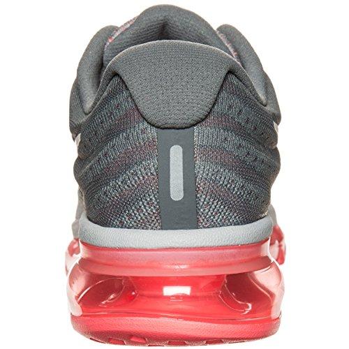... Nike Air Max 2017 Chaussures De Course Pur Platine / Blanc-gris Frais  ...