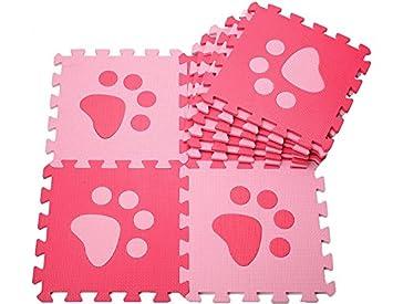 ZeleSouris 10 pcs Esterillas de juegos para niños ...