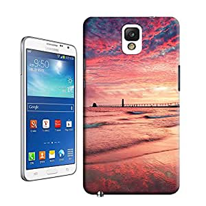 Longcase France nightfall scratch-resistant phone case cover for samsung galaxy note3