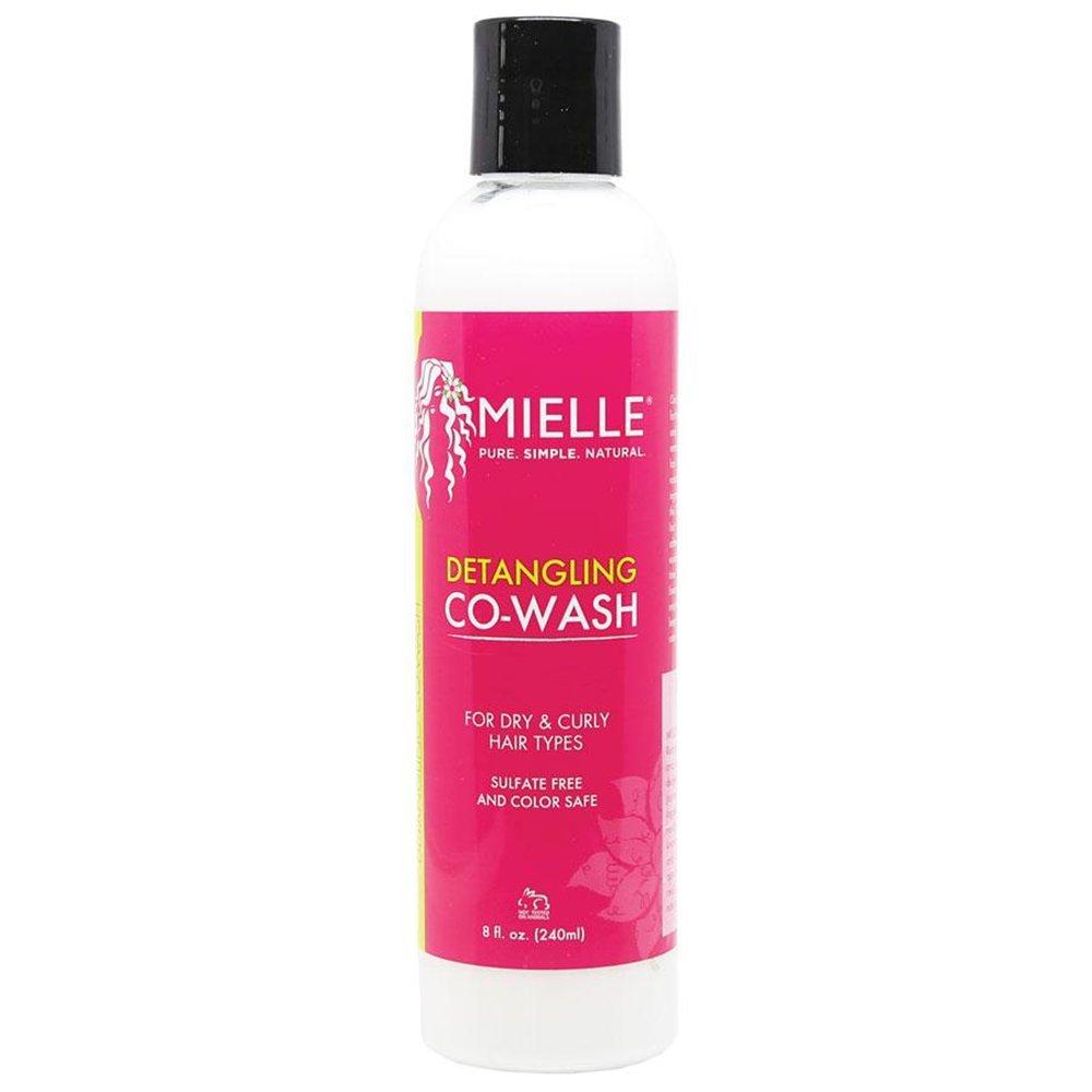 Mielle Organics Detangling Co-wash Pure Simple Natural 8 Oz