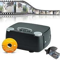 DIGITNOW! Digital negative/postive film scanner with 1800/3600DPI high resolution USB 35mm 135 Slide and Photo Film Scanner