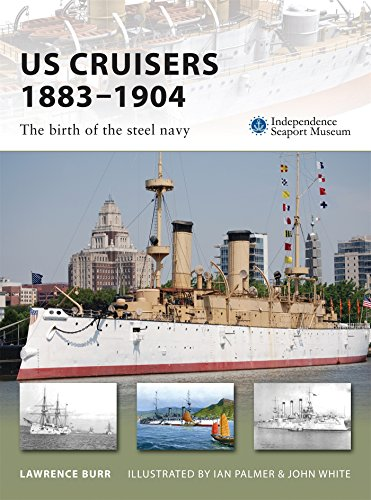US Cruisers 1883-1904 (New Vanguard) ()