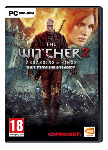 The Witcher 2 Assassins of Kings Enhanced Edition (PC DVD) (UK IMPORT) (The Witcher 2 Assassins Of Kings Enhanced)