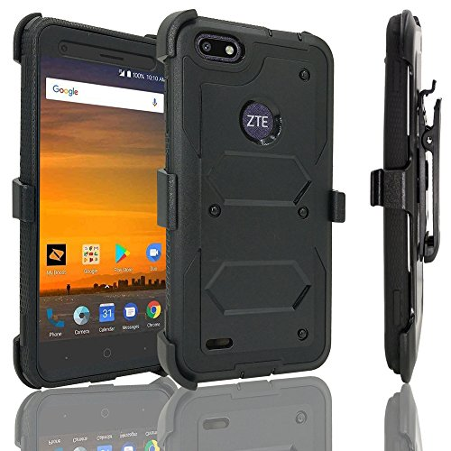 ZTE Blade Force Case with , Customerfirst  Dual Layer  Holst