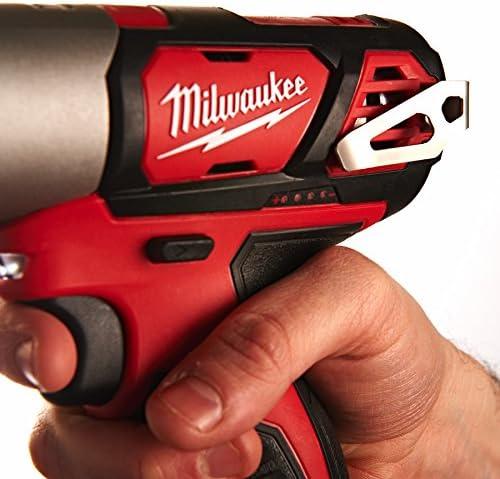 Milwaukee M12BID-202C M12 12v compact visseuse 2 x 2.0ah