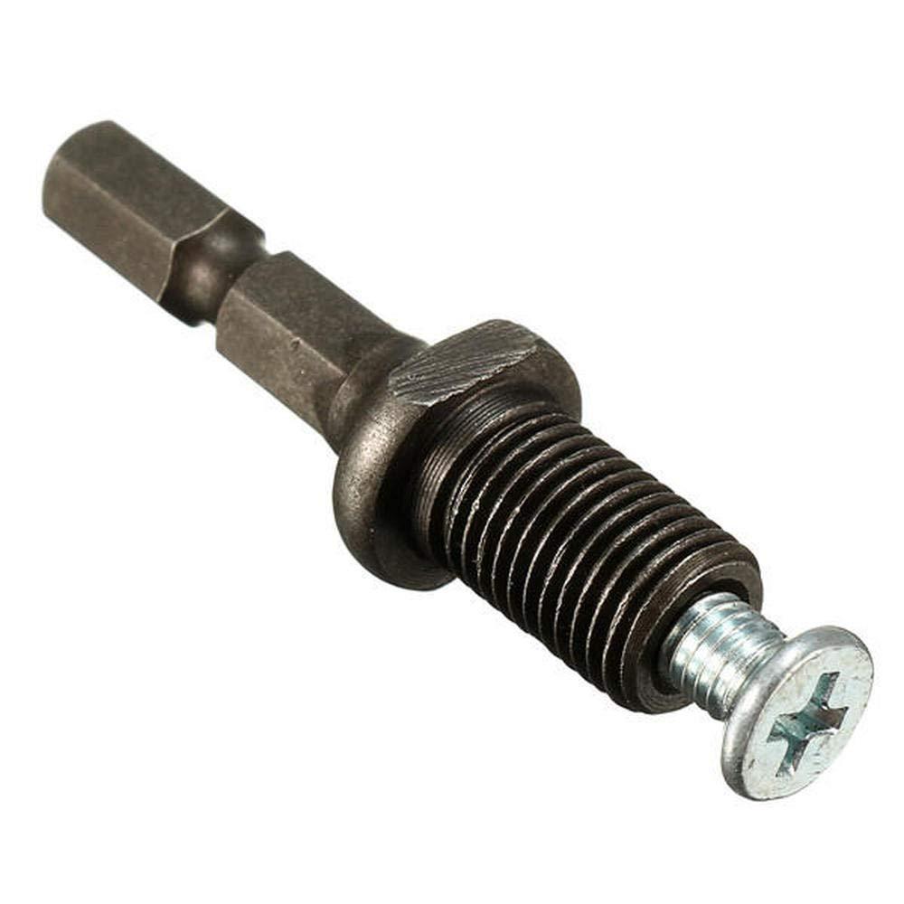 2 13 mm 3//8-24UNF Schnellwechsel-Bohrfutter oder abnehmbarer 1//4 Zoll Schnellwechselschaft COD
