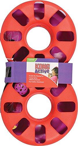 KONG CA42 Eight Track Catnip Toy