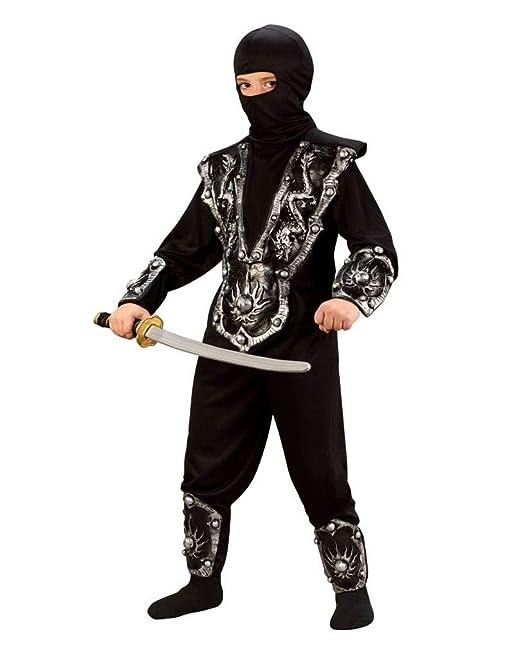 Ninja Warrior Costume Niño, L 146-158: Amazon.es: Juguetes y ...