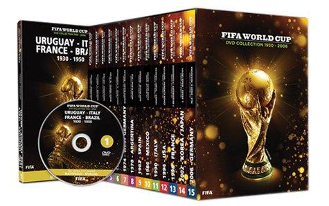 Colección Copa Mundial de la FIFA 1930 – 2006: Amazon.es: Cine y Series TV