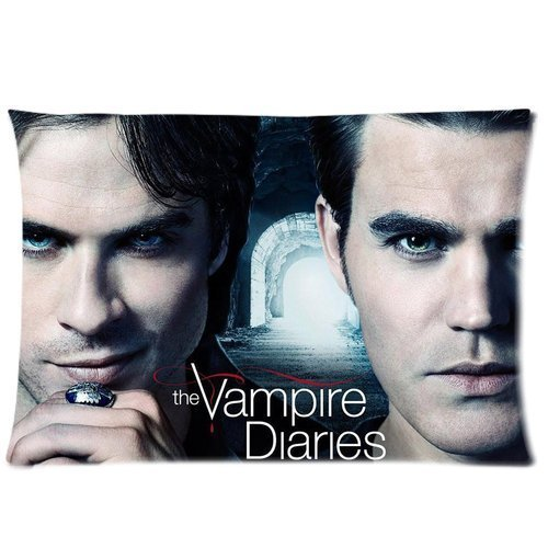 Generic Custom Vampire Diaries Poster Home Decorative Pillowcase Pillow Case Cover 2030 Two Sides Print