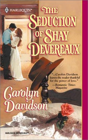 book cover of The Seduction of Shay Devereaux