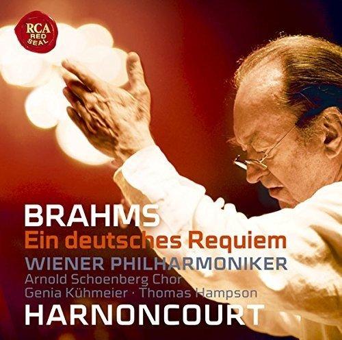 ニコラウス・アーノンクール(指揮) ウィーン・フィルハーモニー管弦楽団 他 / ブラームス:ドイツ・レクイエム