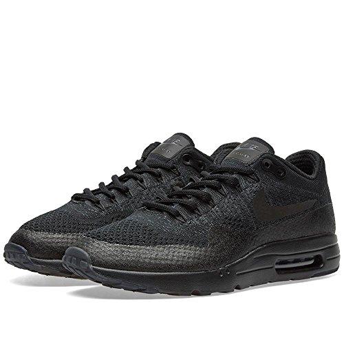 Nike Men's Air Max 1 Ultra Flyknit, BLACK/BLACK-ANTHRACITE