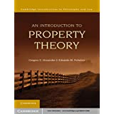 An Introduction to Property Theory (Cambridge Introductions to Philosophy and Law)