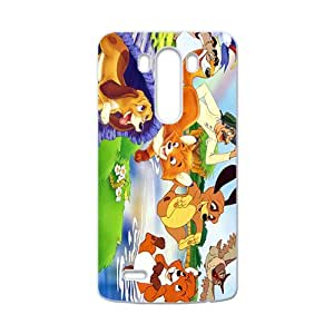 SANYISAN Disney graphics fox and the hound Case Cover For LG G3 Case