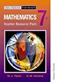 New National Framework Mathematics 7, M. J. Tipler, 0748778837