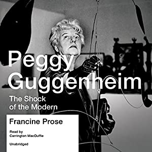 Peggy Guggenheim Audiobook