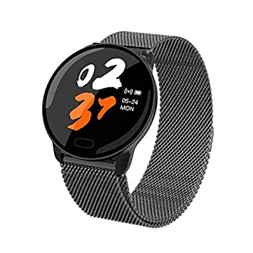 DDUUOO Reloj Inteligente Hombres Ip67 Waterpoof Smartwatch ...