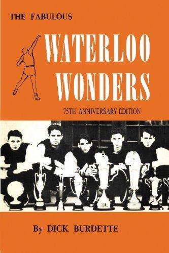 The Fabulous Waterloo Wonders by Dick Burdette - Mall Waterloo Shopping