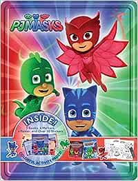 PJ Masks Collectors Tin (Happy Tin): Amazon.es: Parragon ...