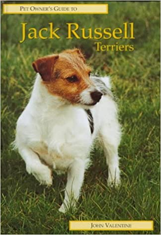 pet owner s guide to the jack russell terrier pet owner s guide s