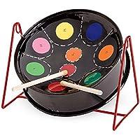 Kid's Tabletop Mini C Calypso Steel Drum Musical...