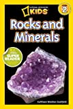 National Geographic Readers: Rocks and Minerals, Kathleen Weidner Zoehfeld, 1426310390