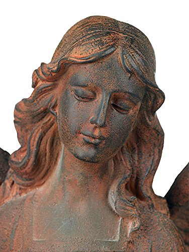 English Tudor Garden Angel 41 1/2'' High Statue by Kensington Hill (Image #6)