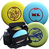 Discraft Disc Golf Pro-D Starter Package