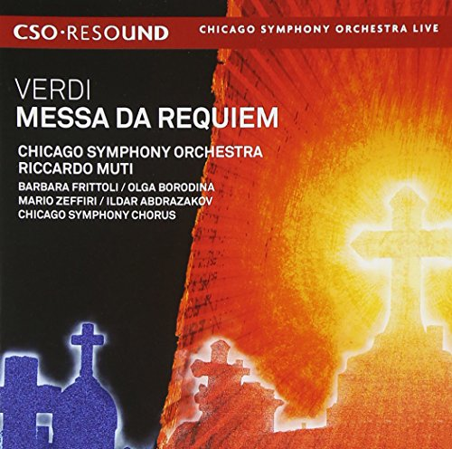 Verdi: Messa da Requiem by CSO Resound