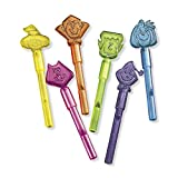Halloween Character Whistles (6DZ) - Toys - 72 per Pack