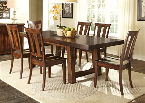 Liberty Tahoe Slat Back Dining Side Chair Set of 2 - 555-C1500S