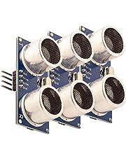 AZDelivery 3 x HC-SR04 Ultrasone Module Rangefinder Sensor compatibel met Arduino en Raspberry Pi inclusief E-Book!