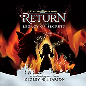 Legacy of Secrets Audiobook