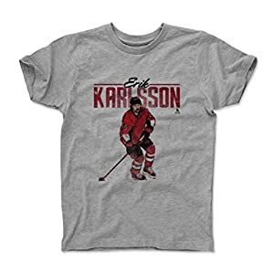500 LEVEL's Erik Karlsson Kids Shirt - Ottawa Hockey Fan Gear - Erik Karlsson Retro