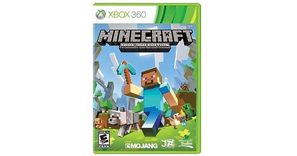 Amazon com: Minecraft: Xbox 360: Microsoft Corporation