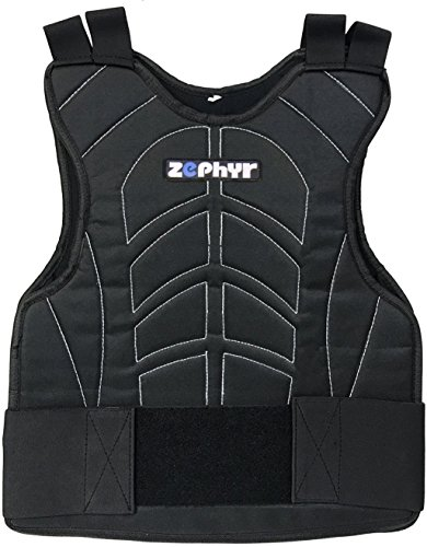 Zephyr Tactical Padded Paintball Airsoft Chest Protector