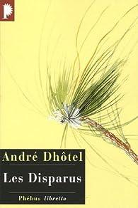 Les Disparus par André Dhôtel